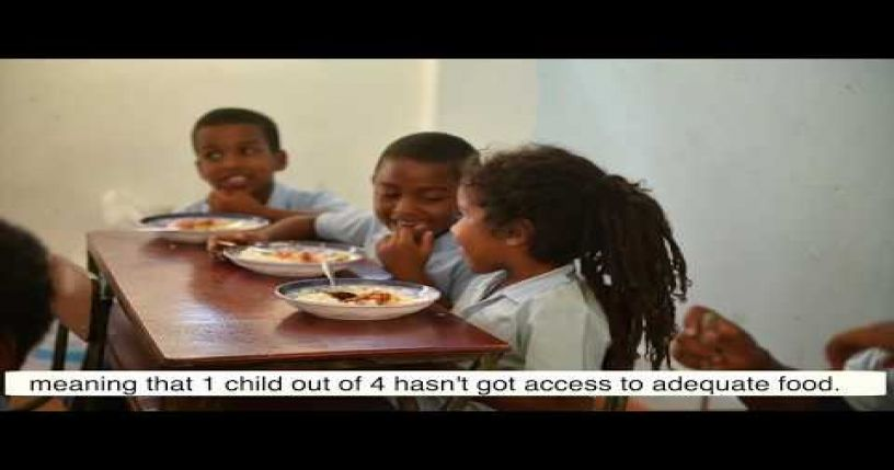 Help feed our children during COVID19