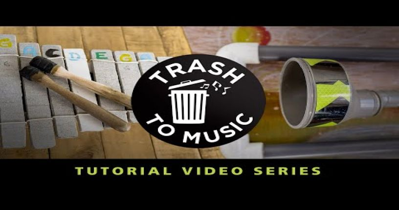 TRASH TO MUSIC - Video series
